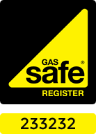 Gas Safe Registered | 233232
